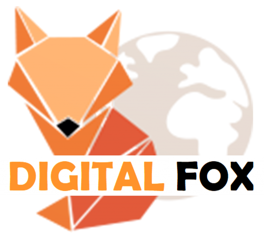 Digital Fox Logo 2020