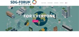 SDG Forum website