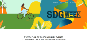 SDG Week Website